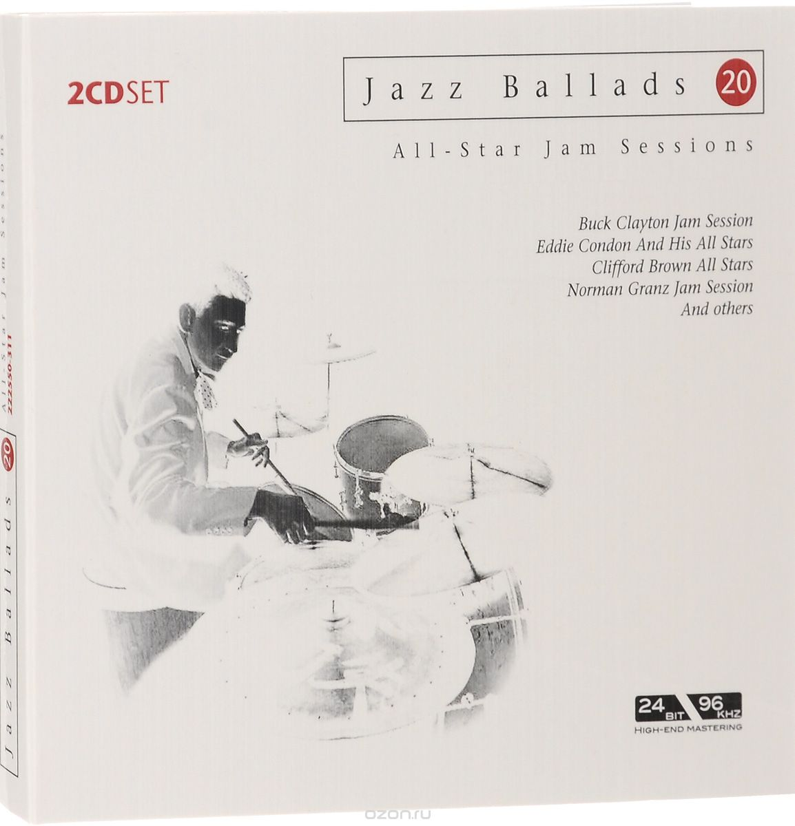 All Star Jam Sessions. Jazz Ballads 20 (2 CD)